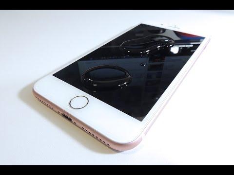 iPhone 7 Liquid Glass Screen Protector