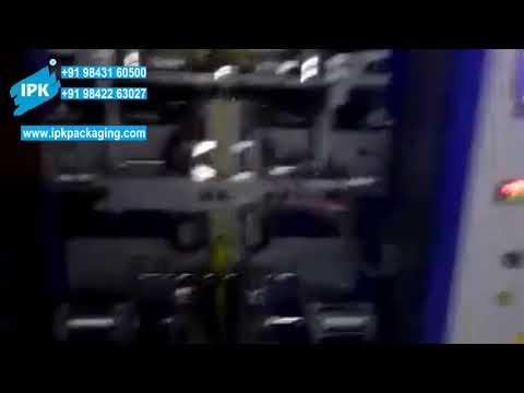 Ghee, Oil, Chemical Liquid Pouch Packing Machine