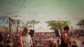Cocoon Day Time Party At Destino Pacha Ibiza Resort 2013