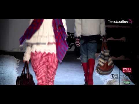 FDCI'S Wills Lifestyle India Fashion Week model diaries