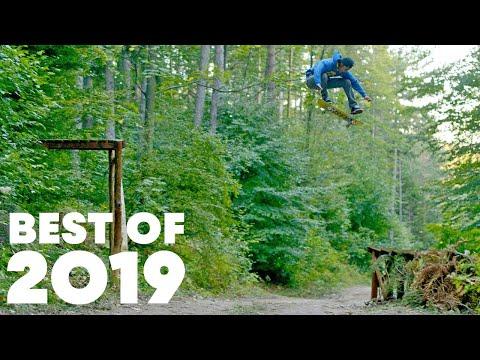 Skate & Explore The World     Best Of Red Bull Skateboarding 2019