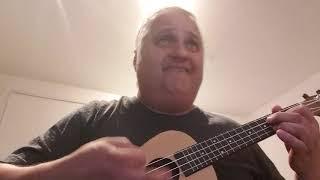 """Video thumbnail of """"Black Country Woman (Led Zep) on Ukulele"""""""