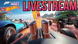 Forza Horizon 3 Hot Wheels Expansion Livestream!