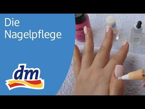 Wie gribok der Nägel malyschewa Video zu heilen