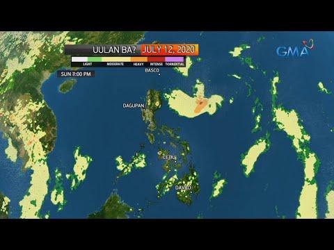[GMA]  24 Oras: Bagong LPA, nabuo sa loob ng Philippine Area of Responsibility
