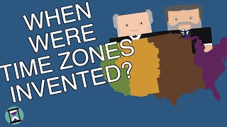 When Did Time Zones Become a Thing? (Short Animated Documentary)