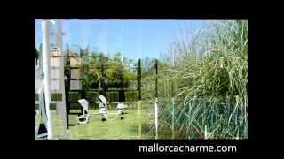 preview picture of video '035 Sa Pobla, Mallorca Finca mieten, Ferienhaus mieten, Villa auf Mallorca, Ferienwohnung'