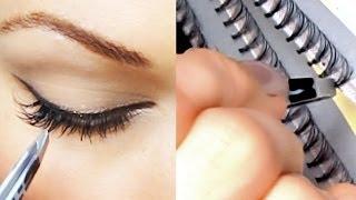 Смотреть онлайн Универсальный макияж с помощью одной палетки