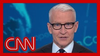 Cooper fires back at lawmaker who smeared CNN reporter