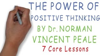 The Power of Positive Thinking by Norman Vincent Peale | 7 Core Lessons - #04 WHITEBOARD ANIMATION