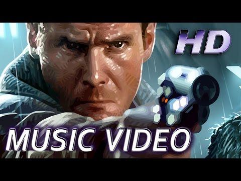 """Blade Runner"" Vangelis ~ End Titles Theme ( Music Video )"