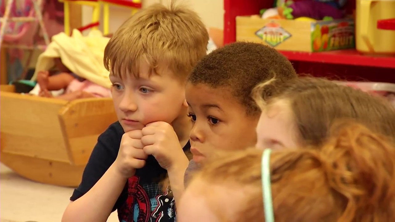 Big Vocabulary Equals Kindergarten Readiness?