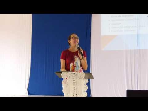 Encontro para Líderes Jovens   1ª Pregação: O que é o MJ? – Moções – Mãos à obra (Nathalia Batschauer)