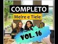 HINOS CCB - CD COMPLETO VOL 16 - Meire e Tiele -