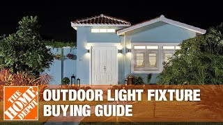 Types Of Outdoor Light Fixtures For Your Home