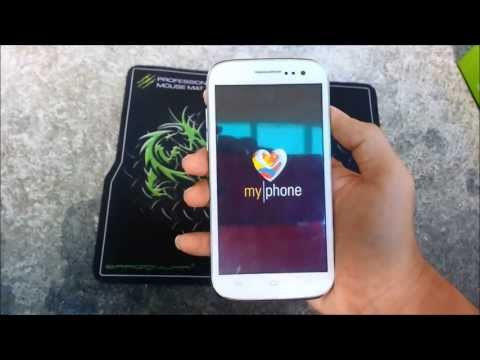 MyPhone A919i Duo Re-Unboxing and Hands-On
