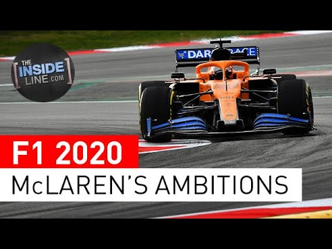 Image: Watch: McLaren - Quiet achievers