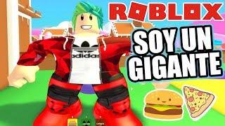 Come O Muere En Roblox | Un Gigante En Roblox | Juegos Roblox Karim Juega