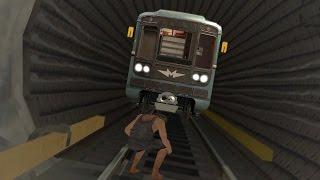 ЗАЦЕП В МЕТРО! (MTA)