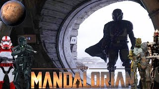 The Mandalorian Footage Breakdown  New Bounty Hunter Squad, Planets, Plot Discussion And More!