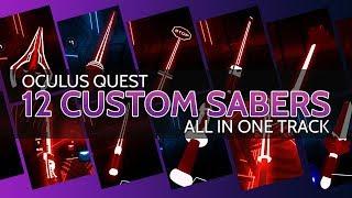 oculus quest beat saber custom saber - TH-Clip