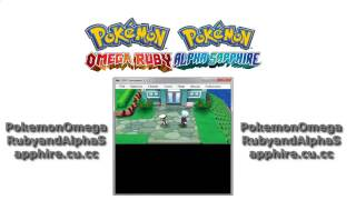 Download Pokemon Omega Ruby Alpha Sapphire ROM DS