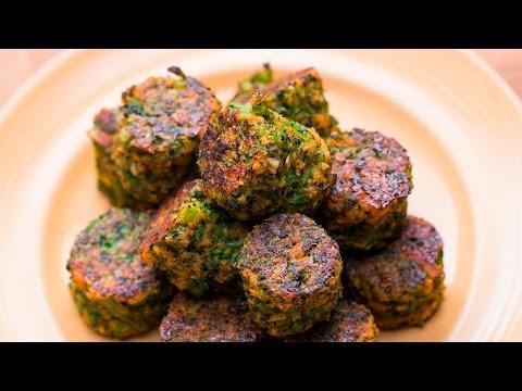 Video Broccoli Tots