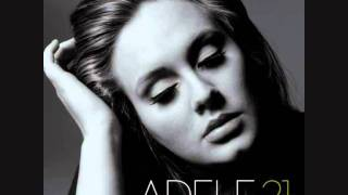 Adele - One and Only  LYRICS!