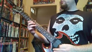 Without Light, I Am - Danzig (Guitar Cover)