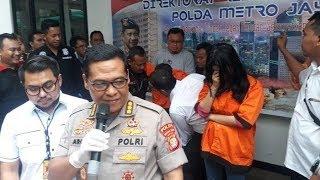 Polisi Sebut Alasan Selebgram Reva Alexa Konsumsi Sabu