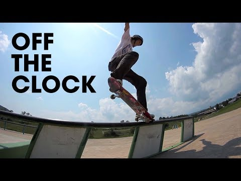 Off The Clock: Haze Miller at Woodward PA
