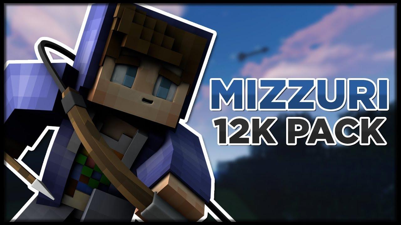Mizzuri 12k Pack