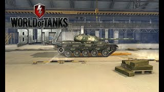 "[World Of Tank Blitz] ""T-54 ltwt."" 02"