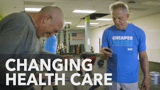Dr. Backs To The Future: Changing Healthcare