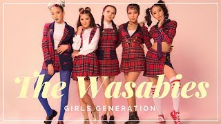 The Wasabies - 'Girls Generation' M/V (Official music video)