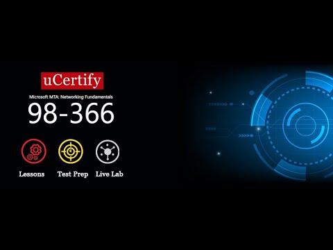 Microsoft MTA 98-366 Exam Training -uCertify - YouTube