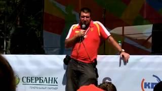 Дмитрий ПОТАПЕНКО - лекция на Селигере-2012