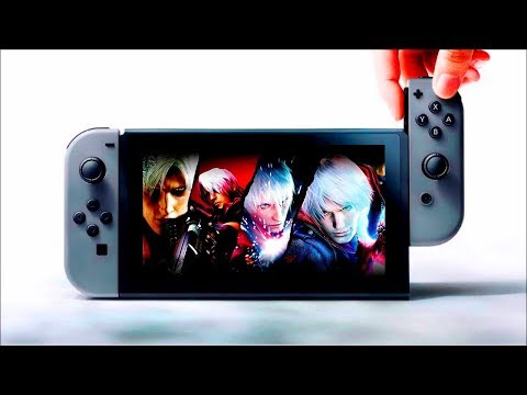 Devil May Cry грядет на Nintendo Switch