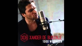 Xander De Buisonjé - 1000 Woorden video