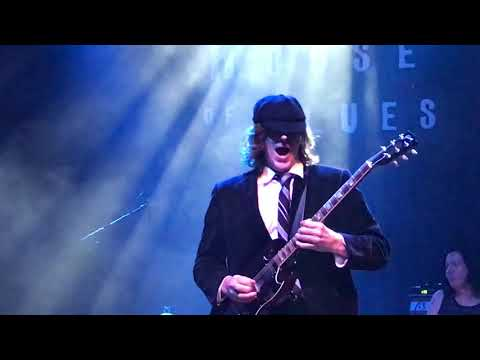 Back In Black ACDC Tribute Band House Of Blues 2018 - Marcelonic1