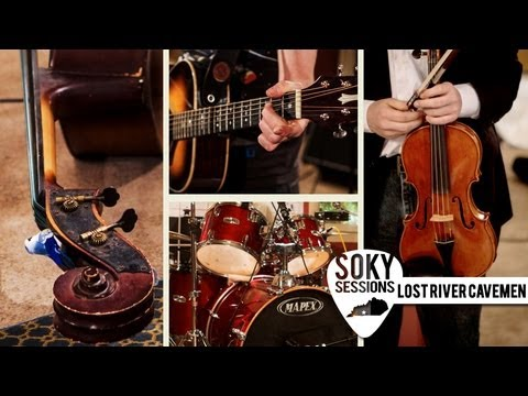 SOKY Sessions | Lost River Cavemen