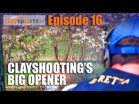 Claysports – Clayshooting's big opener