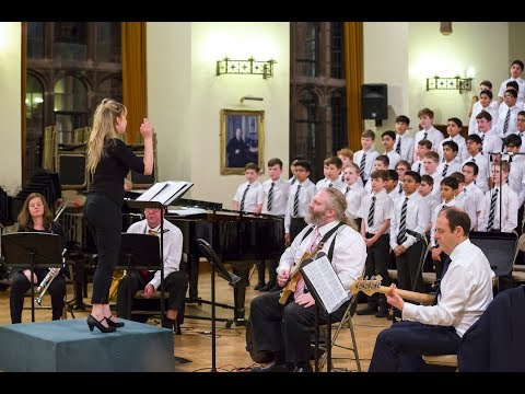 Bolton School Boys' Autumn Concert Finale