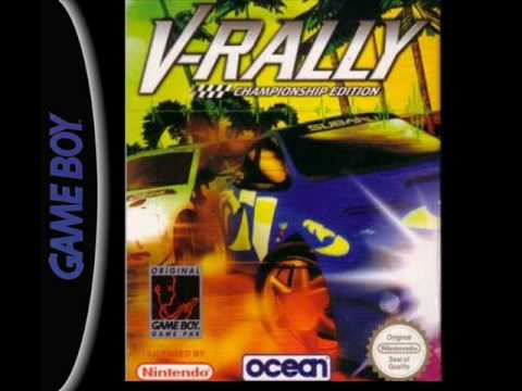 v rally game boy advance