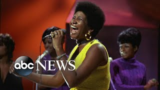 'Amazing Grace': Exclusive look at never-aired footage of Aretha Franklin