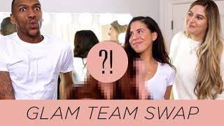 Glam Squad Swap Challenge