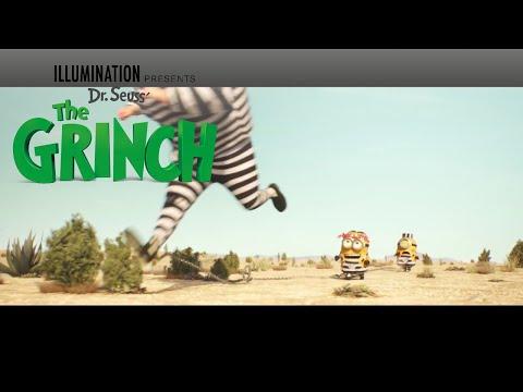 The Grinch   Yellow is the New Black - Sneak Peek   Own it on 4K, Blu-ray, DVD & Digital