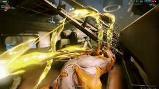 Warframe - Test out Wukong nuke build with arcane (260% strength build low range)