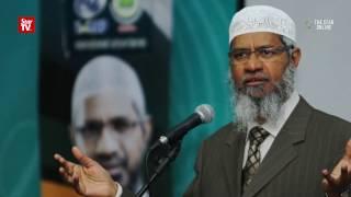 Ibrahim Ali defends Zakir Naik