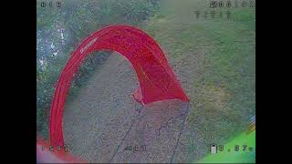 Drone racing training DVR NO MONTAGE
